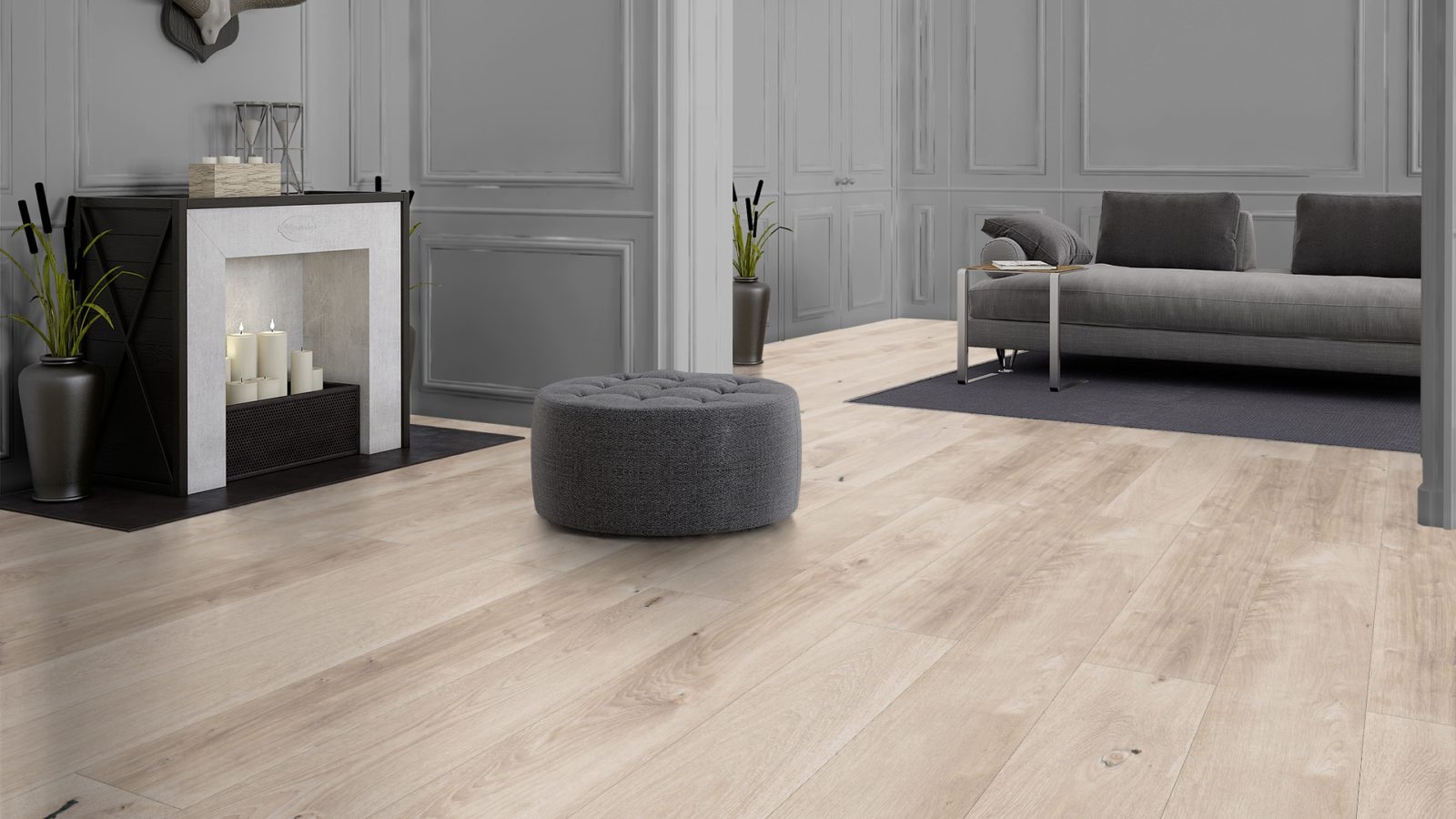 Grained Oak - Prostor
